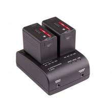 S-8D58 Panasonic AJ-PX270285 DV Camcorder Battery Pack