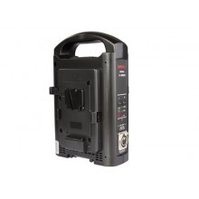 S-3802S 2-ch V-mount Battery Charger and Adaptor