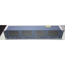 Murraypro Dörtlü LCD Monitor Panel SDI&Composite 2U